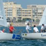 Internationaux de france de match racing 2013